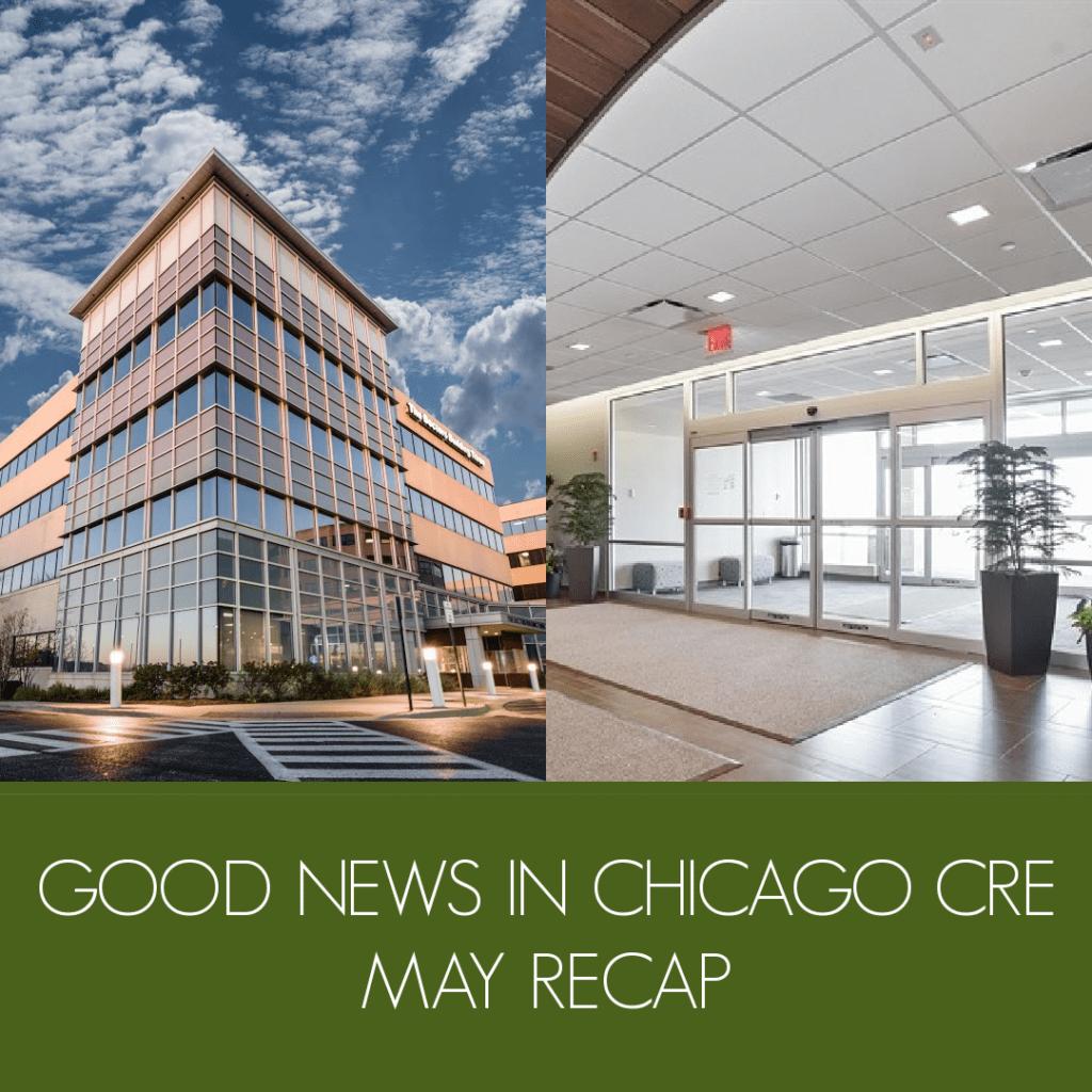 Good News in CRE: May Recap