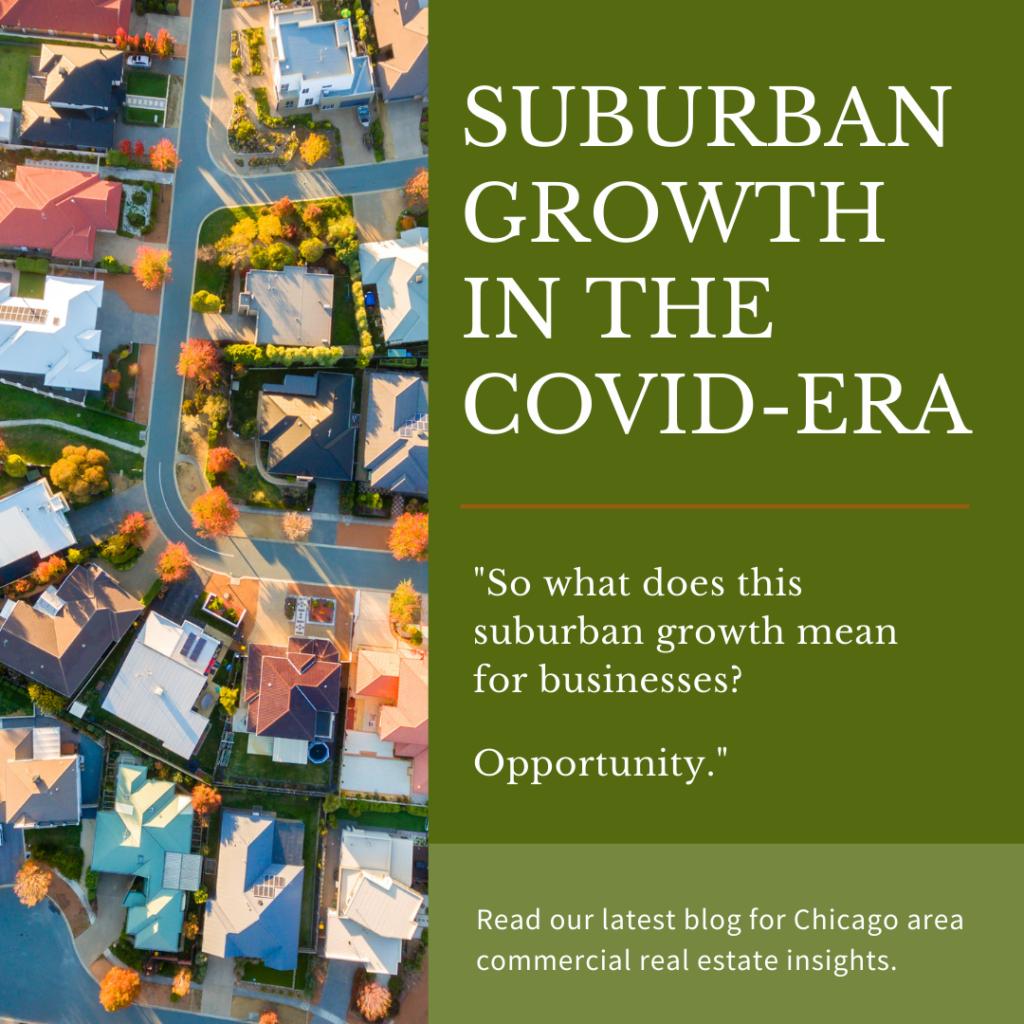 suburban growth in the covid era